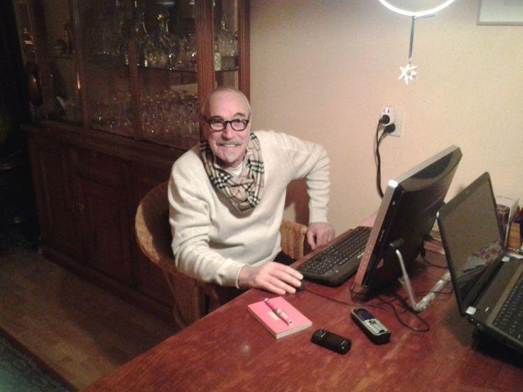 Antonio Maria Logani-Scrittore