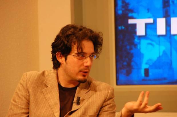 Gianluca Mercadante-scrittore e artigiano